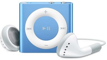 APPLE IPOD SHUFFLE 2GB NEW MD775RP A